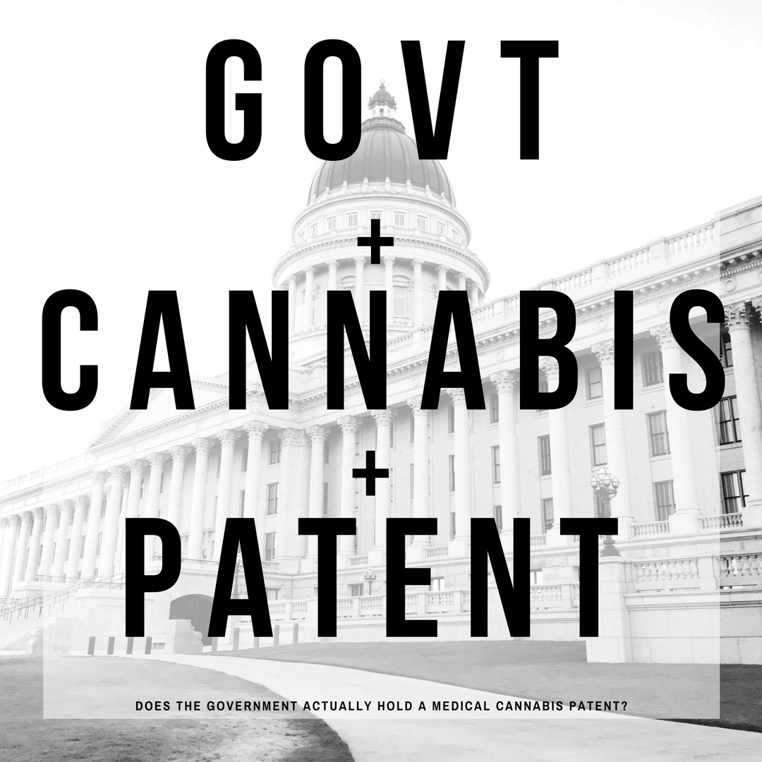 medical marijuana patent is the biggest marijuana news