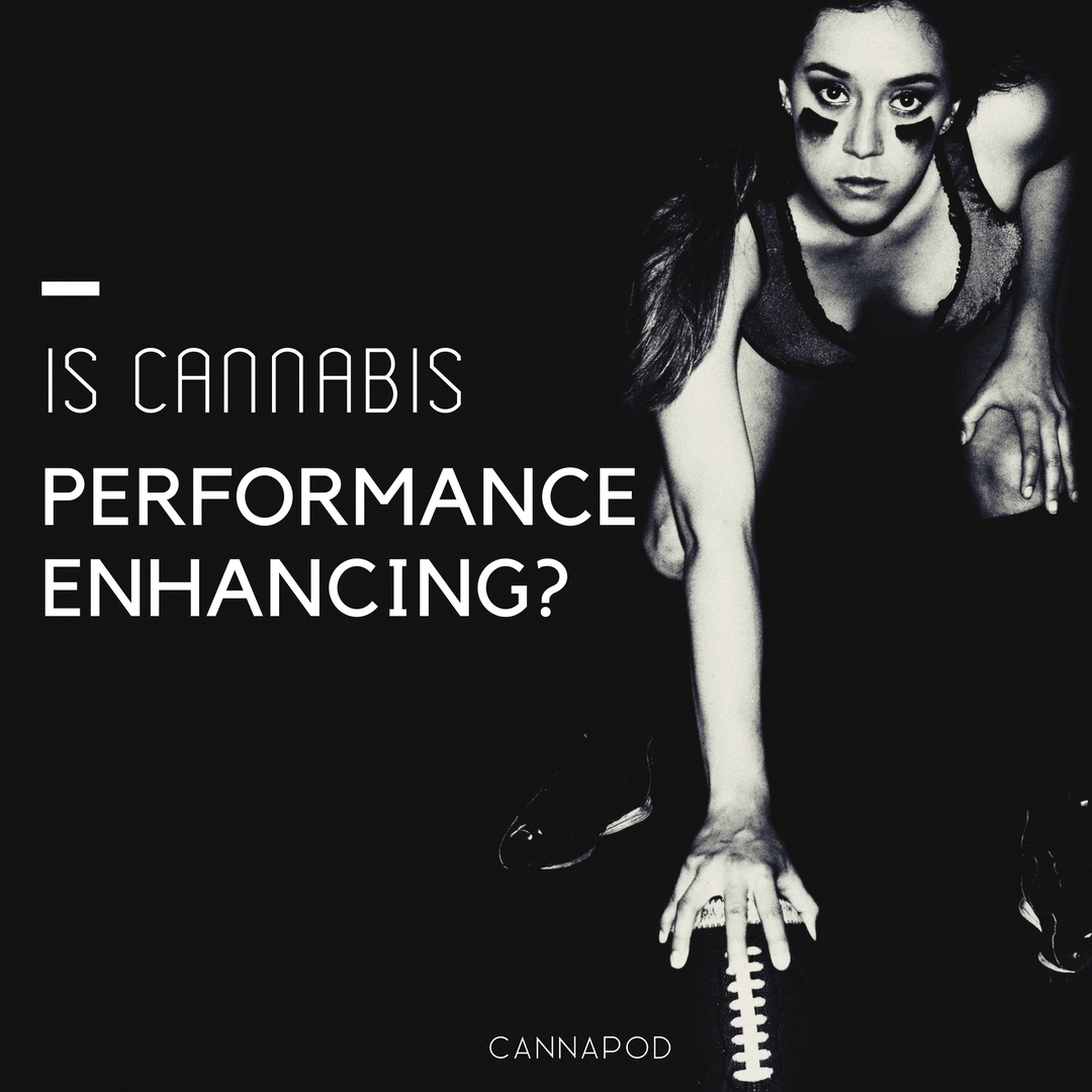 marijuana for sports performance